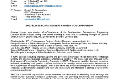 SPEO_News_Release 2017 New Board members